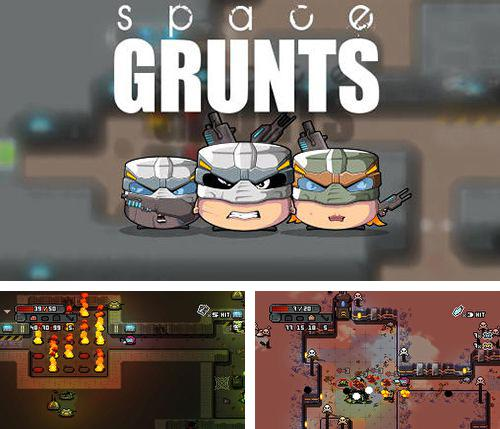 Kostenloses iPhone-Game Space Grunts See herunterladen.