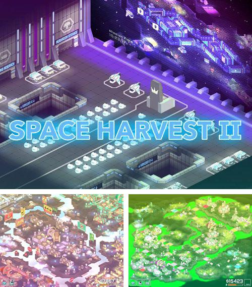 In addition to the game League of Heroes for iPhone, iPad or iPod, you can also download Space harvest 2 for free.