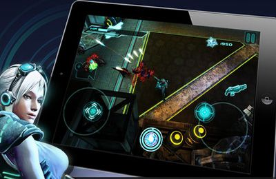Screenshots vom Spiel Space Hunter Sandra für iPhone, iPad oder iPod.