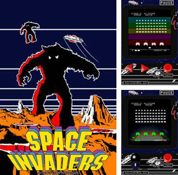 In addition to the game Very bad company for iPhone, iPad or iPod, you can also download Space Invaders for free.