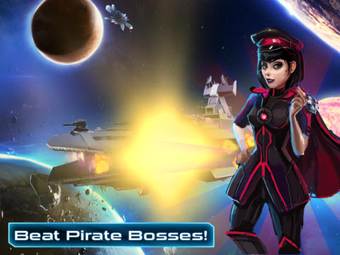 Space Laser – Pirates! Puzzles! Explosions!