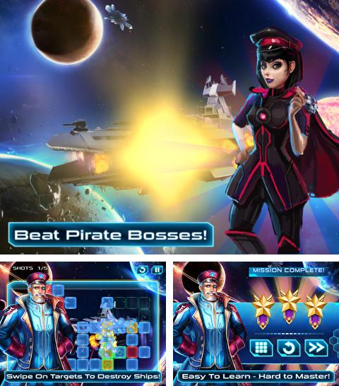 In addition to the game Guardians of the Galaxy: The universal weapon for iPhone, iPad or iPod, you can also download Space Laser – Pirates! Puzzles! Explosions! for free.