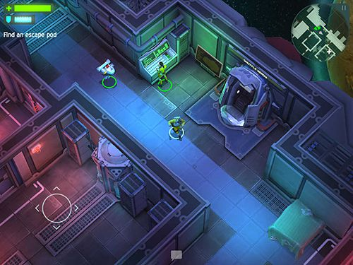 Download Space marshals iPhone free game.