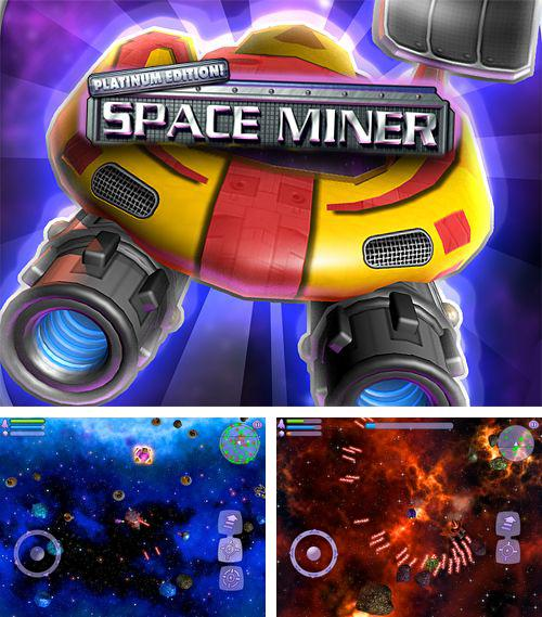 In addition to the game Madcoaster for iPhone, iPad or iPod, you can also download Space miner: Platinum edition for free.