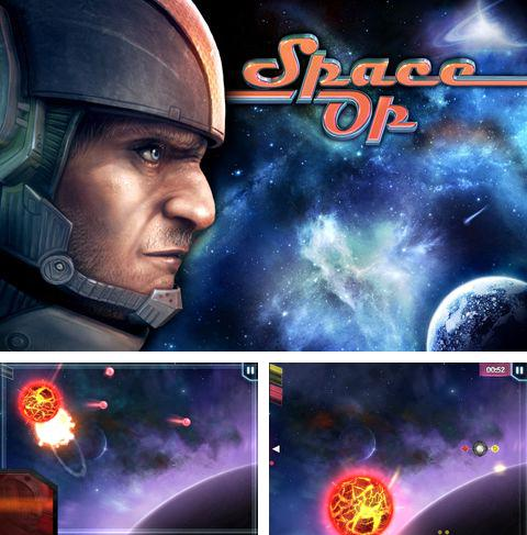 In addition to the game Action Truck for iPhone, iPad or iPod, you can also download Space op! for free.