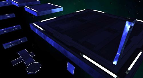 Descarga gratuita de Space platform para iPhone, iPad y iPod.