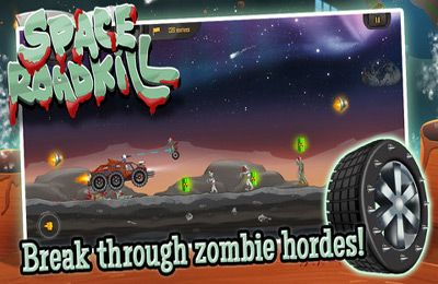 Capturas de pantalla del juego Space Roadkill para iPhone, iPad o iPod.