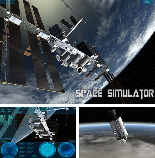 In addition to the game The Treasures of Mystery Island for iPhone, iPad or iPod, you can also download Space simulator for free.