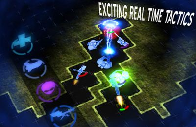 Download Space Squad iPhone free game.