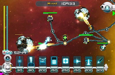 Screenshots vom Spiel Space Station: Frontier für iPhone, iPad oder iPod.