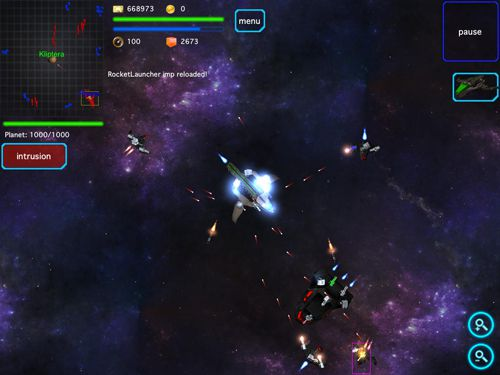 Download Space story: Alliance iPhone free game.
