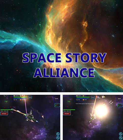 In addition to the game Survival Penguin Battle Royal for iPhone, iPad or iPod, you can also download Space story: Alliance for free.