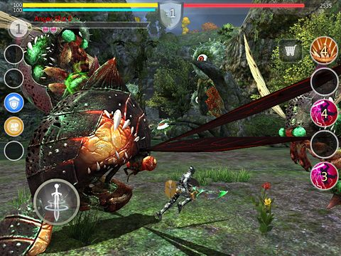 Скачати гру Spartan blood для iPad.