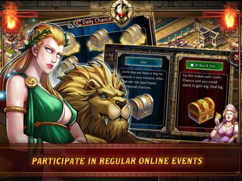 Игра Spartan Wars: Elite Edition для iPhone