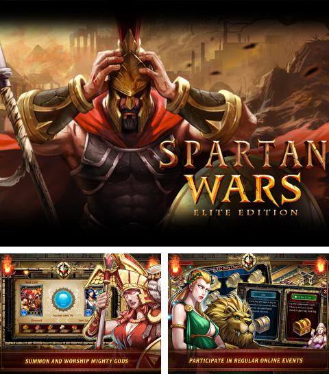 In addition to the game Jump to Medieval -Time Geeks for iPhone, iPad or iPod, you can also download Spartan Wars: Elite Edition for free.