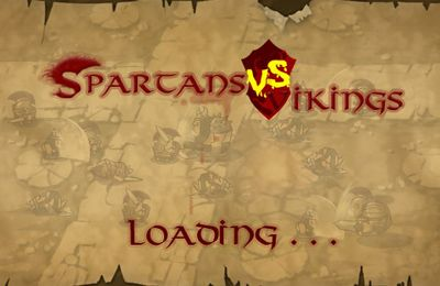 Spartans vs Vikings
