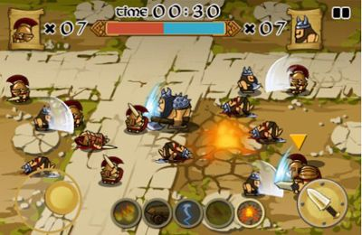 Free Spartans vs Vikings download for iPhone, iPad and iPod.