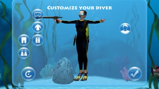 Free Spearfishing 2 Pro download for iPhone, iPad and iPod.