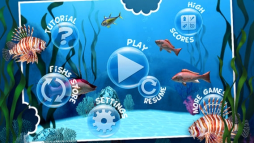 Capturas de pantalla del juego Spearfishing 2 Pro para iPhone, iPad o iPod.
