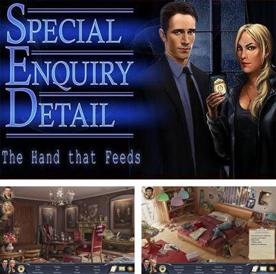 In addition to the game Perfect Cell for iPhone, iPad or iPod, you can also download Special Enquiry Detail for free.