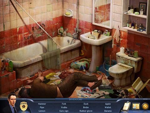 Capturas de pantalla del juego Special enquiry detail: The hand that feeds para iPhone, iPad o iPod.