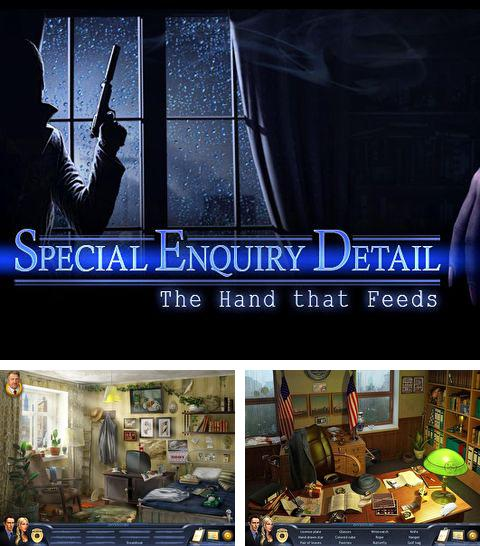 In addition to the game Block city wars for iPhone, iPad or iPod, you can also download Special enquiry detail: The hand that feeds for free.
