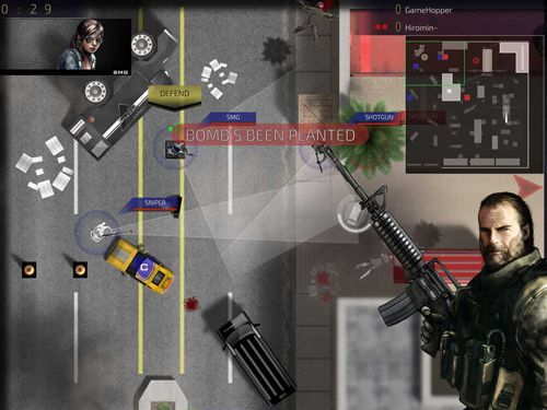 Descarga gratuita de Special tactics: Online para iPhone, iPad y iPod.