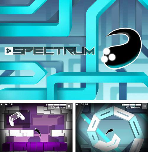 In addition to the game Stay Alight! for iPhone, iPad or iPod, you can also download Spectrum for free.