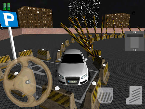 Скачати гру Speed Parking 3D для iPad.
