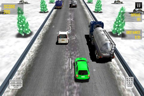 Download Speed race iPhone free game.