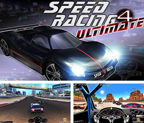Скачать Speed racing ultimate 4 на iPhone бесплатно