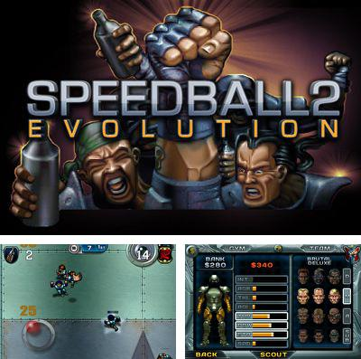 Kostenloses iPhone-Game Speedball 2 Evolution See herunterladen.