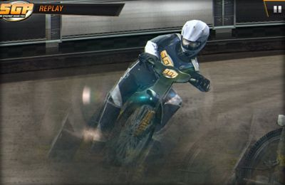 Download Speedway GP 2011 iPhone free game.
