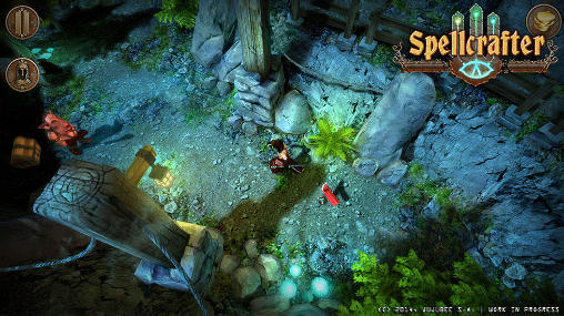 Téléchargement gratuit de Spellcrafter: The path of magic pour iPhone, iPad et iPod.