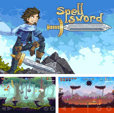 In addition to the game PinWar for iPhone, iPad or iPod, you can also download Spellsword for free.