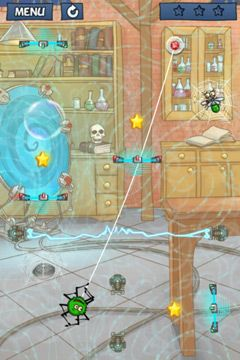 Download Spider Jack iPhone free game.