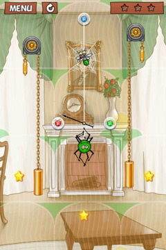 Free Spider Jack download for iPhone, iPad and iPod.
