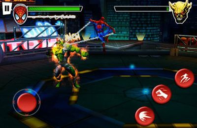 Скачать Spider-Man Total Mayhem на iPhone бесплатно