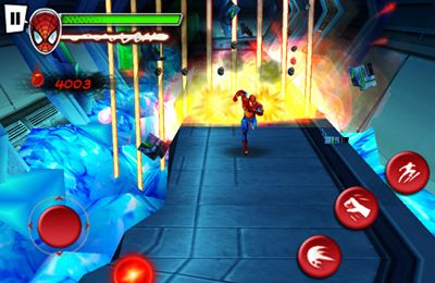 Descarga gratuita de Spider-Man Total Mayhem para iPhone, iPad y iPod.
