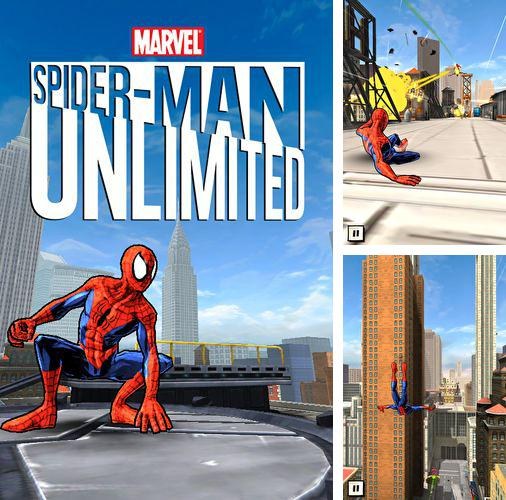 In addition to the game (R)evolve for iPhone, iPad or iPod, you can also download Spider-Man unlimited for free.