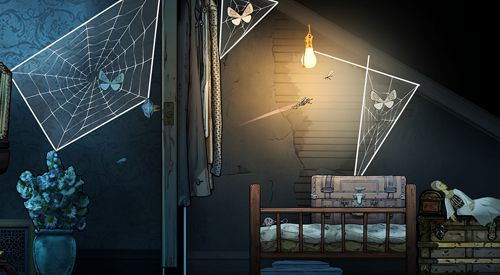 Screenshots of the Spider: Rite of the shrouded moon game for iPhone, iPad or iPod.