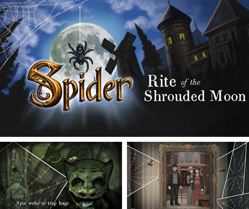 En plus du jeu Ligne de vie: Brume blanche pour iPhone, iPad ou iPod, vous pouvez aussi télécharger gratuitement Araignée: Rite d'une lune dissimulée, Spider: Rite of the shrouded moon.