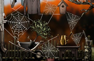 Screenshots vom Spiel Spider The Secret of Bryce Manor für iPhone, iPad oder iPod.