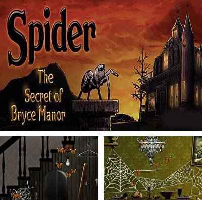 Alem do jogo Invasão de bolas 4 para iPhone, iPad ou iPod, voce tambem pode baixar Aranha: O Segredo do Manor de Bryce, Spider The Secret of Bryce Manor gratuitamente.