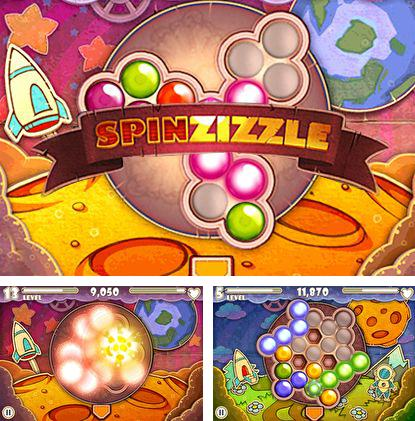 In addition to the game Zombies race plants for iPhone, iPad or iPod, you can also download Spinzizzle for free.