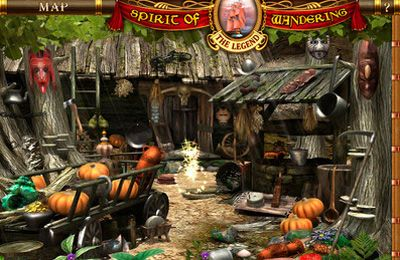Screenshots do jogo Spirit of Wandering - The Legend para iPhone, iPad ou iPod.