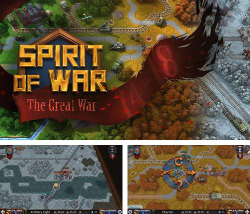 In addition to the game Monstaaa! for iPhone, iPad or iPod, you can also download Spirit of war: The great war for free.