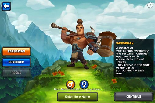 Игра Empire: Four Kingdoms для iPhone