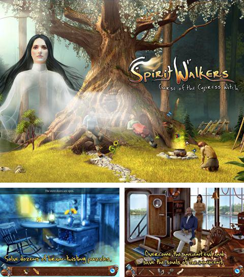 En plus du jeu FIFA 13 EA SPORTS pour iPhone, iPad ou iPod, vous pouvez aussi télécharger gratuitement Les Chercheurs de Fantômes: La Malédiction de la Sorcière de Cyprès, Spirit walkers: Curse of the cypress witch.
