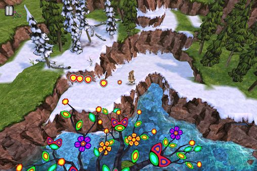 Screenshots do jogo Spirits of spring para iPhone, iPad ou iPod.